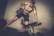 bigstock-Athletic-man-doing-exercises-w-119829569